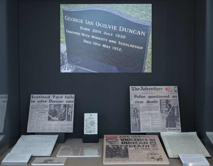 Bay F: The death of Dr Duncan
