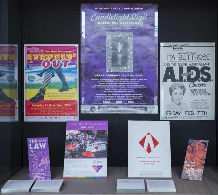 Bay Q: Aids activism and community development