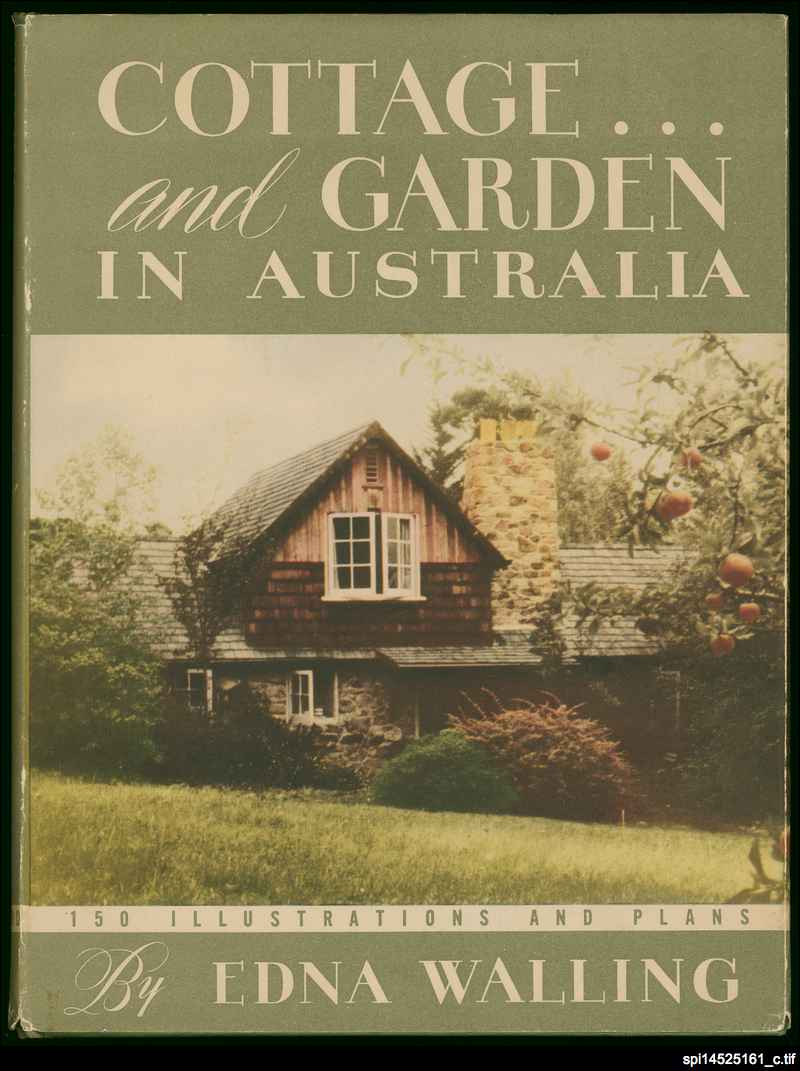 Cottage and garden in Australia