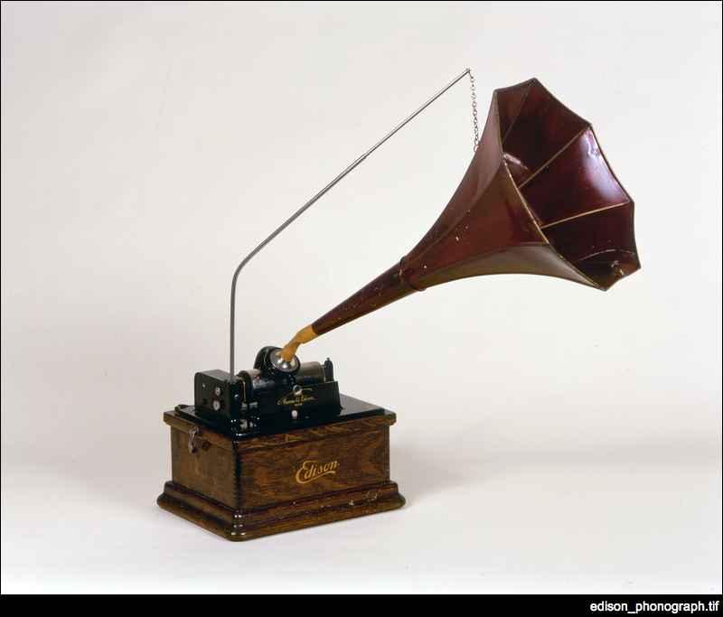 Edison 'Fireside' phonograph