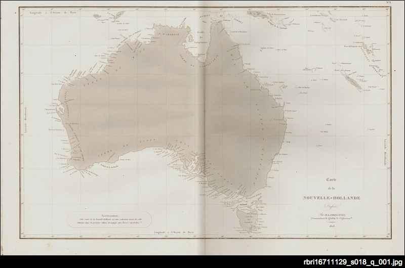 Voyage de decouvertes aux terres australes