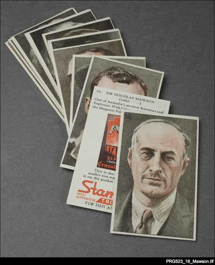 Men of Stamina: Sir Douglas Mawson