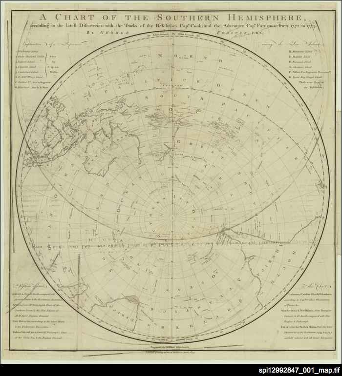 Antarctica delimited
