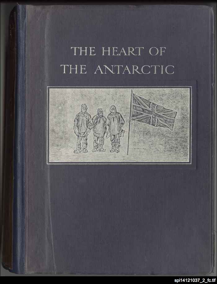 Heart of the Antarctic