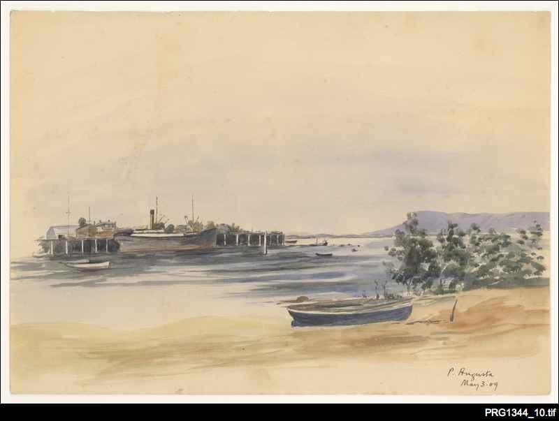 Port Augusta harbour