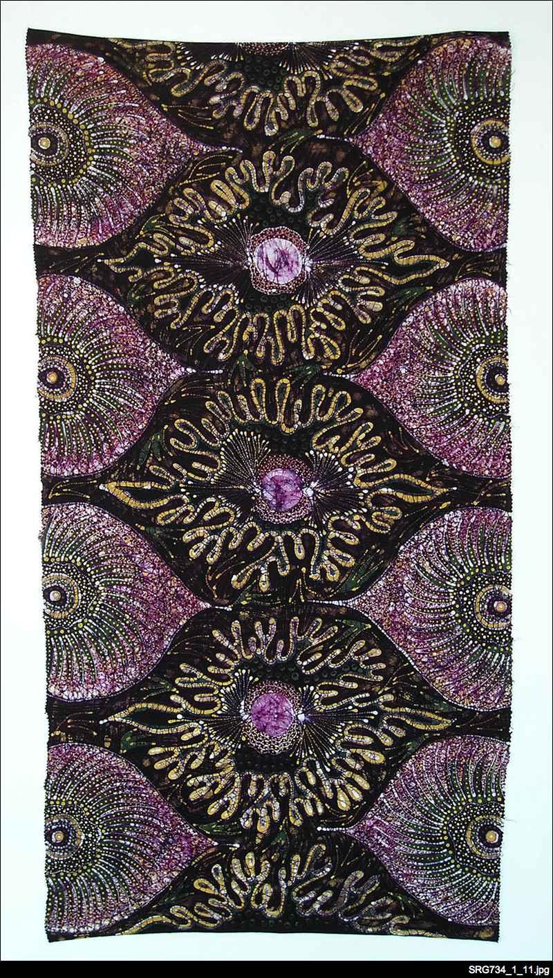 Carpet batiks