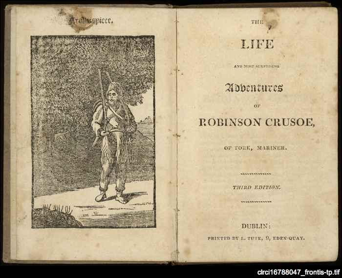 Robinson Crusoe: pirate edition