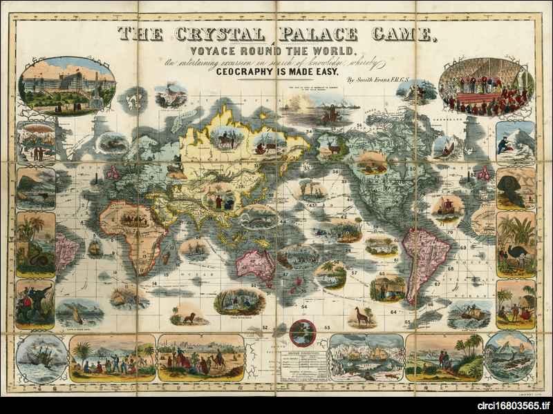 Crystal Palace game