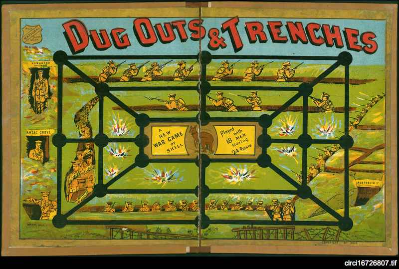 Dugouts and Trenches