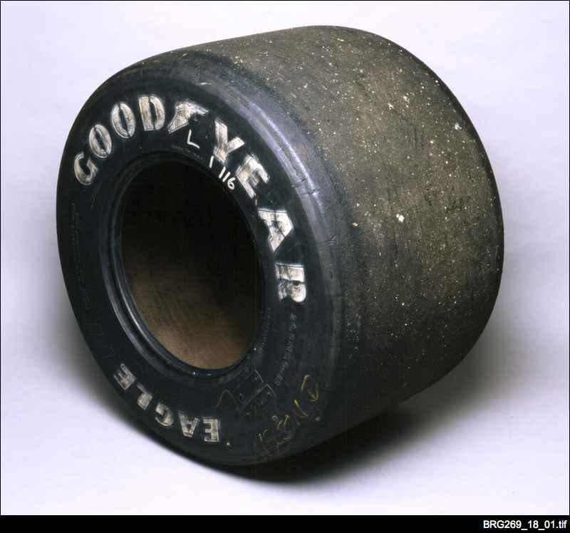 Grand Prix tyre