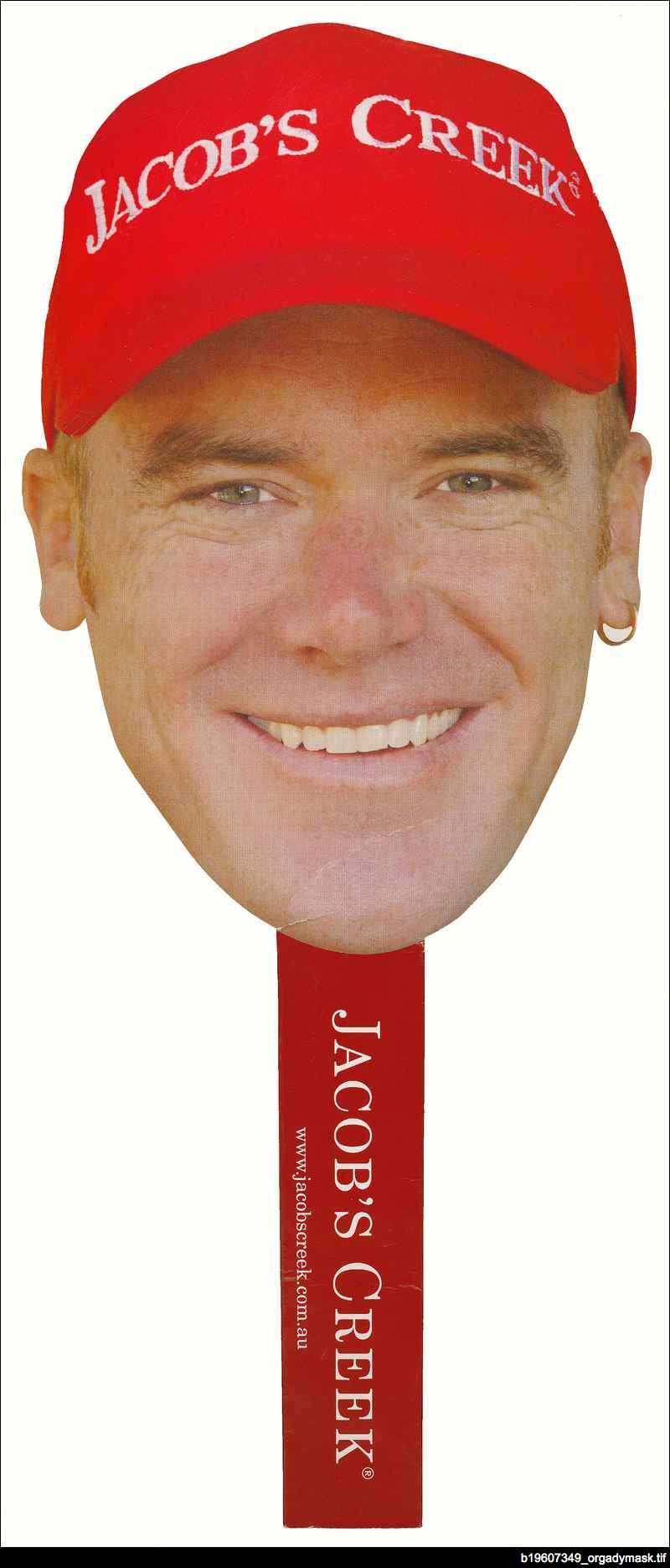 Stuart O'Grady face mask