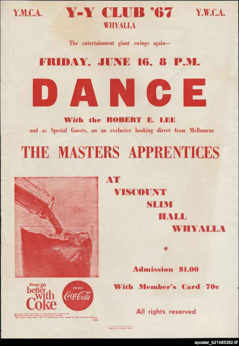 Masters Apprentices in Whyalla