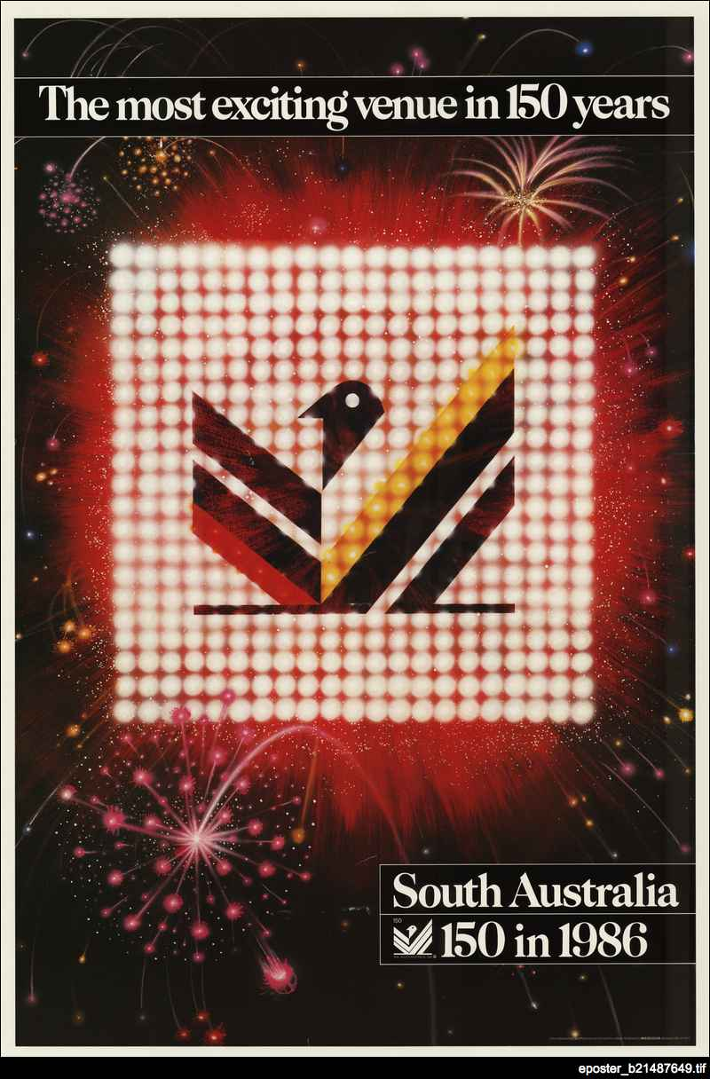 Sesquicentennial poster