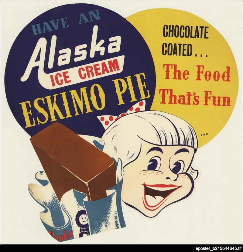 Alaska Eskimo Pie