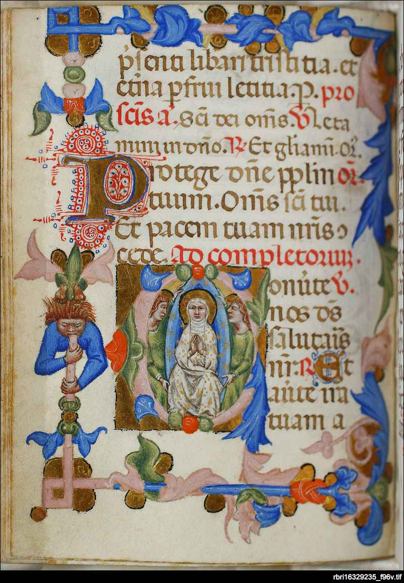 Assumption: folio 103v